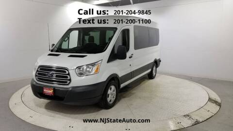 2018 Ford Transit Passenger for sale at NJ State Auto Used Cars in Jersey City NJ