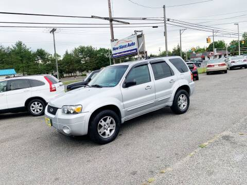 2005 Ford Escape for sale at New Wave Auto of Vineland in Vineland NJ