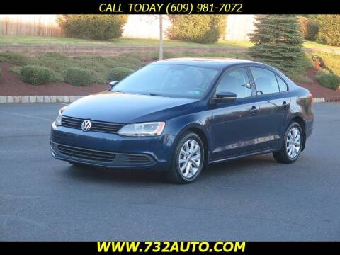 2012 Volkswagen Jetta for sale at Absolute Auto Solutions in Hamilton NJ