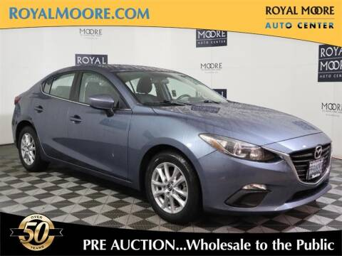 2014 Mazda MAZDA3 for sale at Royal Moore Custom Finance in Hillsboro OR