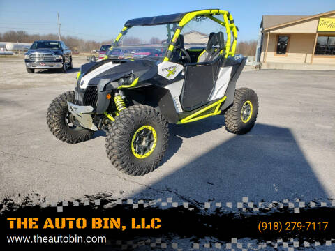 2015 Can-Am Maverick for sale at THE AUTO BIN, LLC in Broken Arrow OK