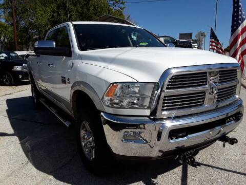 2011 RAM Ram Pickup 2500 for sale at Speedway Motors TX in Fort Worth TX