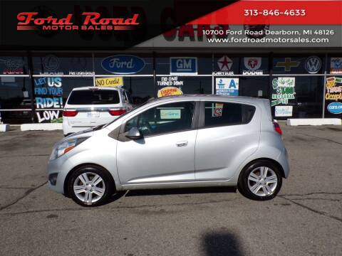 2013 Chevrolet Spark for sale at Ford Road Motor Sales in Dearborn MI