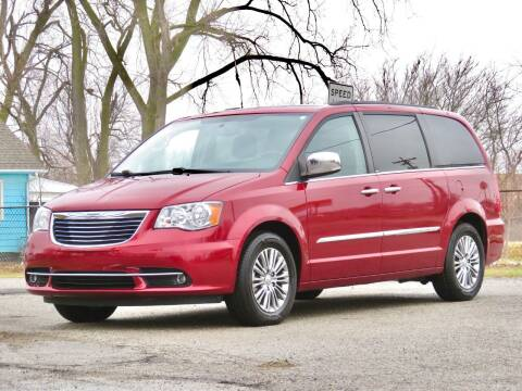 2014 Chrysler Town and Country for sale at Tonys Pre Owned Auto Sales in Kokomo IN