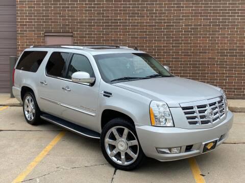 2011 Cadillac Escalade ESV for sale at Effect Auto Center in Omaha NE