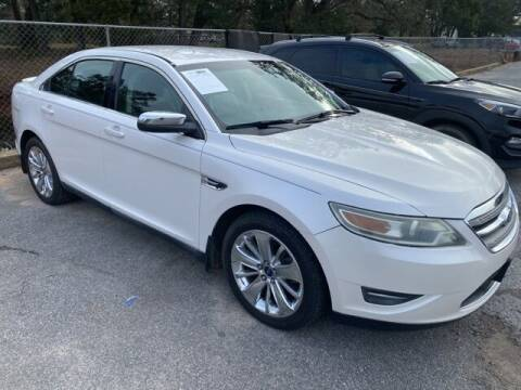 2012 Ford Taurus for sale at Allen Turner Hyundai in Pensacola FL