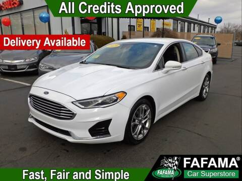 2019 Ford Fusion for sale at FAFAMA AUTO SALES Inc in Milford MA