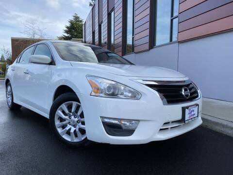 2015 Nissan Altima for sale at DAILY DEALS AUTO SALES in Seattle WA