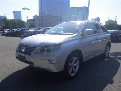 2015 Lexus RX 350 for sale at BEAMAN TOYOTA GMC BUICK in Nashville TN