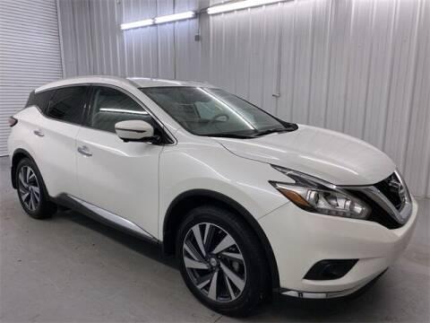 2015 Nissan Murano for sale at JOE BULLARD USED CARS in Mobile AL
