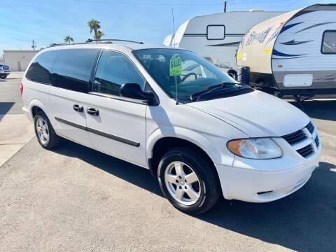 2006 Dodge Grand Caravan for sale at Mesa AZ Auto Sales in Apache Junction AZ