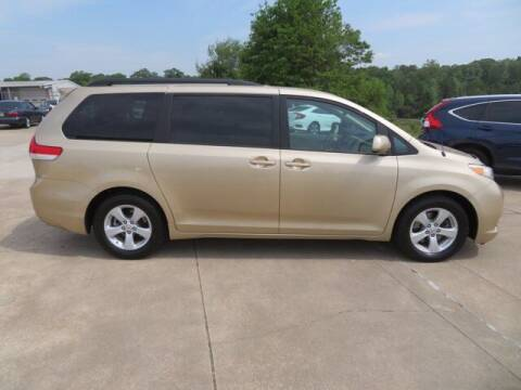 2011 Toyota Sienna for sale at DICK BROOKS PRE-OWNED in Lyman SC