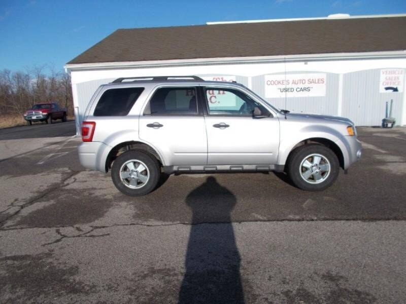 2010 Ford Escape for sale at Rt. 44 Auto Sales in Chardon OH