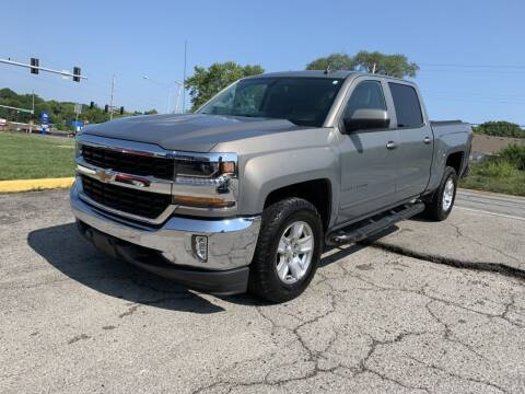 2017 Chevrolet Silverado 1500 for sale at InstaCar LLC in Independence MO