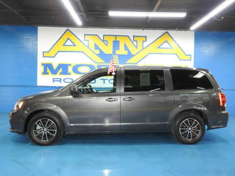 2019 Dodge Grand Caravan for sale at ANNA MOTORS, INC. in Detroit MI