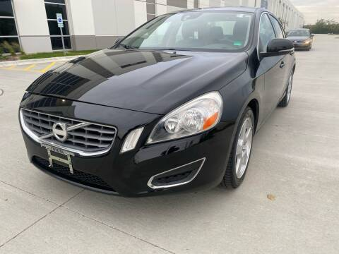 2013 Volvo S60 for sale at Quality Auto Sales And Service Inc in Westchester IL
