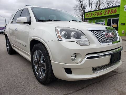 2012 GMC Acadia for sale at Empire Auto Group in Indianapolis IN