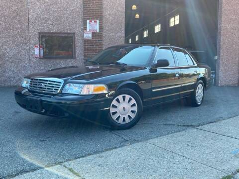 2010 Ford Crown Victoria for sale at JMAC IMPORT AND EXPORT STORAGE WAREHOUSE in Bloomfield NJ