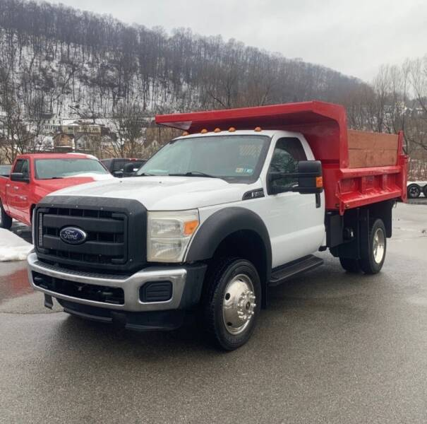 2014 Ford F-450 Super Duty for sale at AH Ride & Pride Auto Group in Akron OH
