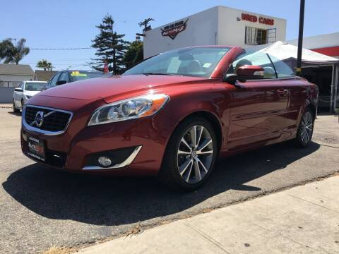 2013 Volvo C70 for sale at Auto Max of Ventura in Ventura CA