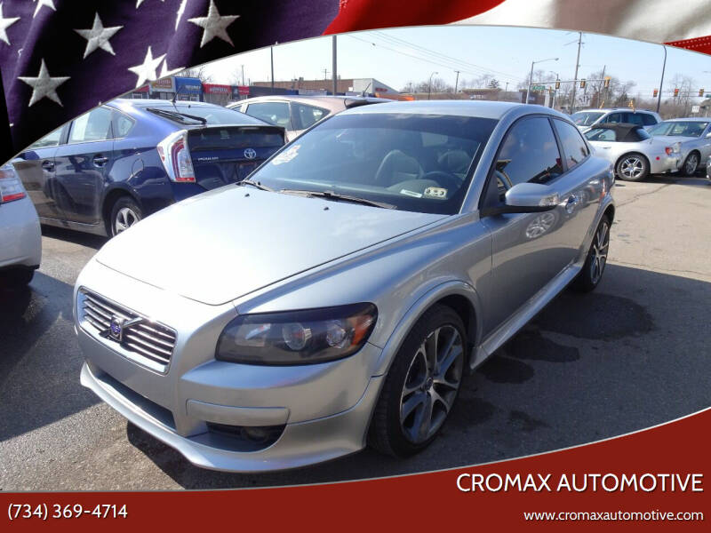 2008 Volvo C30 for sale at Cromax Automotive in Ann Arbor MI
