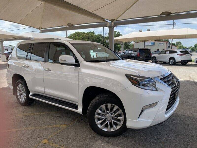 2021 Lexus GX 460 for sale in Weatherford, TX