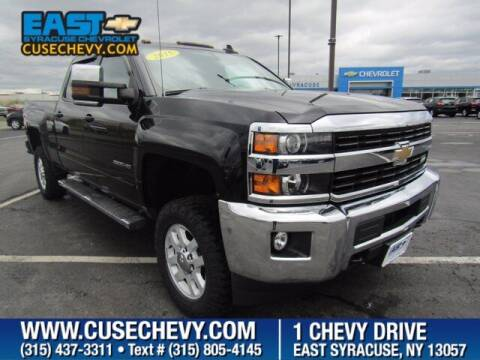 2015 Chevrolet Silverado 2500HD for sale at East Syracuse Performance Sales & Service in Syracuse NY