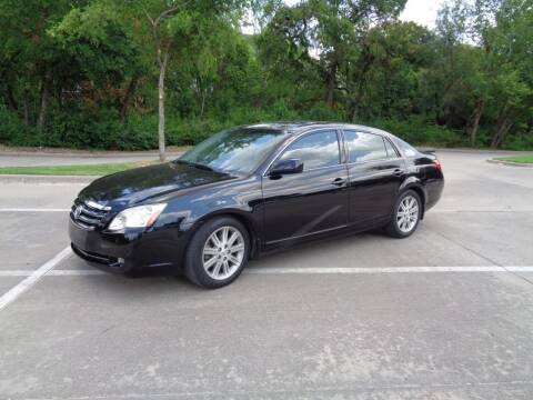 2006 Toyota Avalon for sale at ACH AutoHaus in Dallas TX