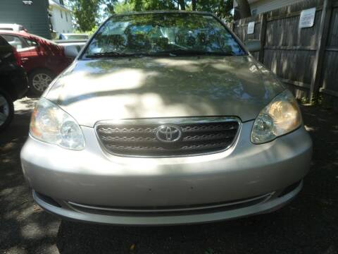 2006 Toyota Corolla for sale at Wheels and Deals in Springfield MA