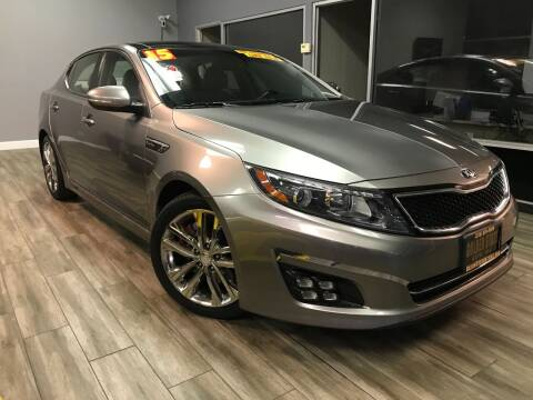 2015 Kia Optima for sale at Golden State Auto Inc. in Rancho Cordova CA