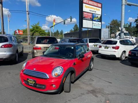 2011 MINI Cooper for sale at Tacoma Autos LLC in Tacoma WA