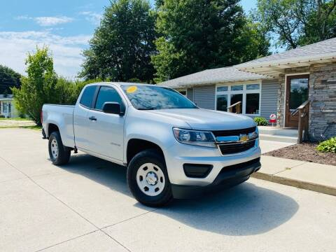 2019 Chevrolet Colorado for sale at 1st Choice Auto, LLC in Fairview PA