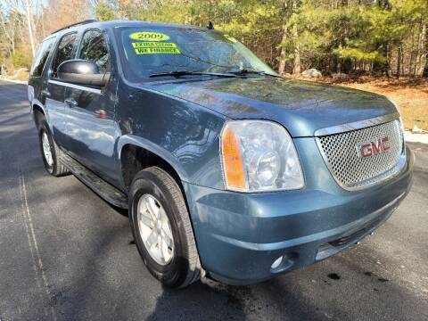 2009 GMC Yukon for sale at Showcase Auto & Truck in Swansea MA