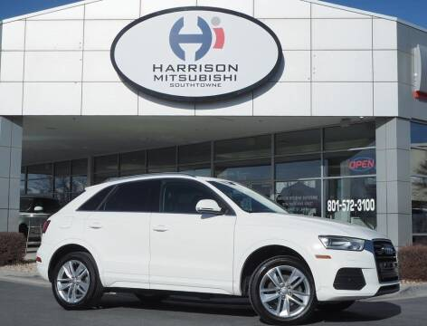 2016 Audi Q3 for sale at Harrison Imports in Sandy UT