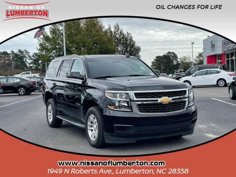 2019 Chevrolet Tahoe for sale at Nissan of Lumberton in Lumberton NC