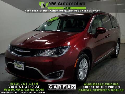 2019 Chrysler Pacifica for sale at NW Automotive Group in Cincinnati OH