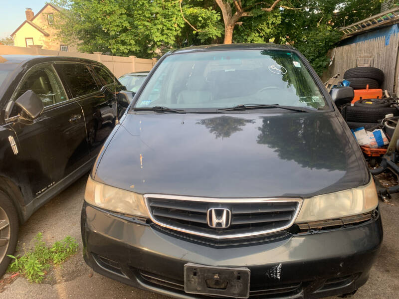 2004 Honda Odyssey for sale at Gondal Motors in West Hempstead NY