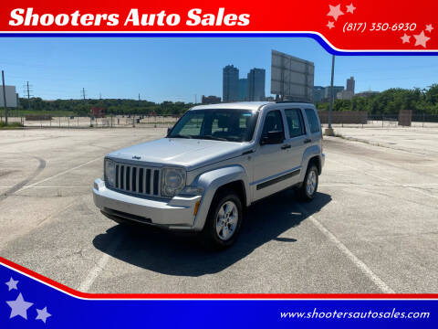 2012 Jeep Liberty for sale at Shooters Auto Sales in Fort Worth TX