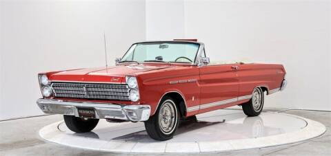1965 Mercury Comet for sale at Mershon's World Of Cars Inc in Springfield OH