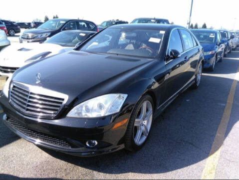 2008 Mercedes-Benz S-Class for sale at HW Used Car Sales LTD in Chicago IL