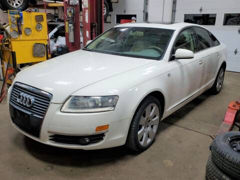 2005 Audi A6 for sale at Ericson Auto in Ankeny IA