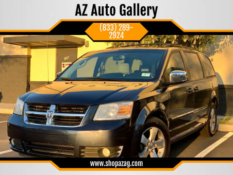 2008 Dodge Grand Caravan for sale at AZ Auto Gallery in Mesa AZ