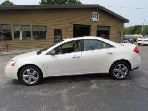 2009 Pontiac G6 for sale at Bill Smith Used Cars in Muskegon MI