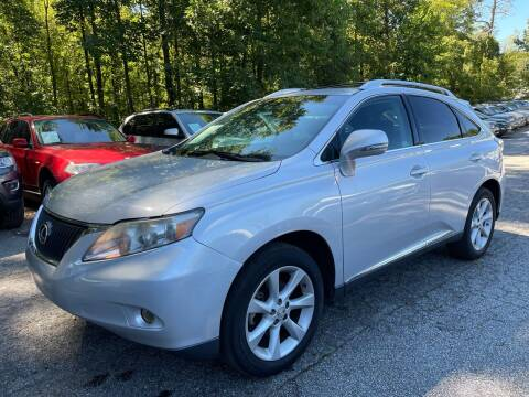 2011 Lexus RX 350 for sale at Car Online in Roswell GA