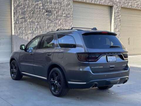 2014 Dodge Durango for sale at ELITE AUTOS in San Jose CA