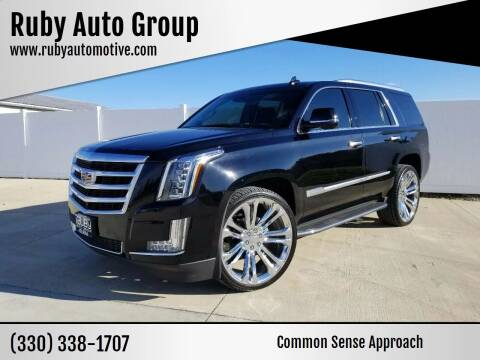 2015 Cadillac Escalade for sale at Ruby Auto Group in Hudson OH