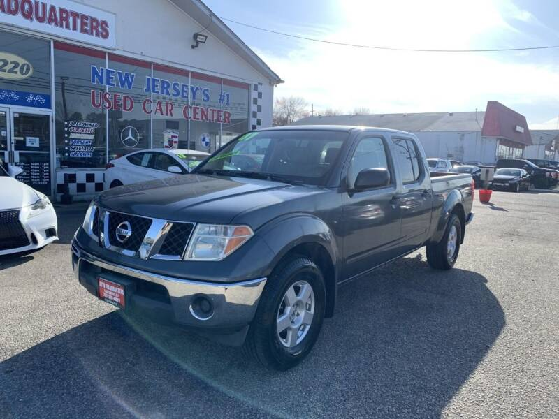 2007 Nissan Frontier for sale at Auto Headquarters in Lakewood NJ
