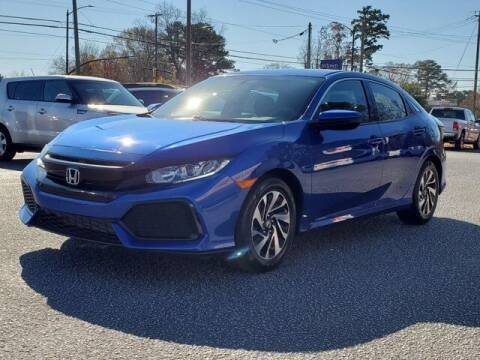 2017 Honda Civic for sale at Gentry & Ware Motor Co. in Opelika AL