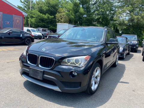 2014 BMW X1 for sale at Top Quality Auto Sales in Westport MA
