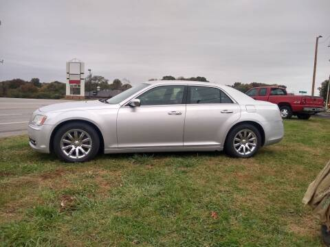 2012 Chrysler 300 for sale at Savior Auto in Independence MO